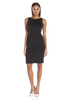 Calvin Klein Women's Sleeveless Dress with Back Cutout