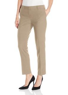 Calvin Klein Women's Slim Ankle Pant