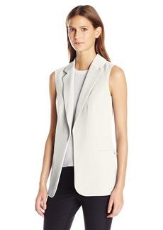 Calvin Klein Women's Soft Suiting Vest