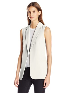 Calvin Klein Women's Soft Suiting Vest
