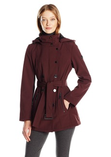 Calvin Klein Women's Softshell Trench Jacket  M