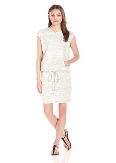 Calvin Klein Women's Spacedye Dress with Pocket