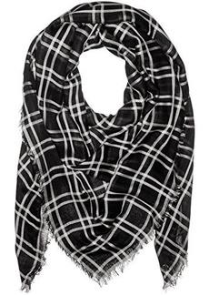 Calvin Klein Women's Square Blanket Scarf