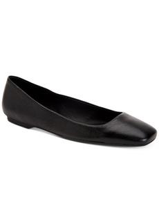 Calvin Klein Women's Square-Toe Enith Flats Women's Shoes