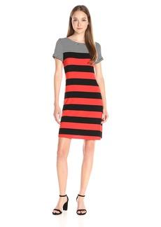 Calvin Klein Women's S/S T-Shirt Dress