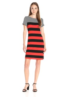 Calvin Klein Women's S/S T-Shirt Dress