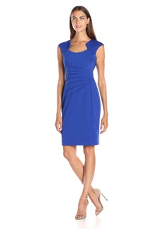 Calvin Klein Women's Starburst Sheath Dress