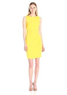Calvin Klein Women's Starburst Sheath Dress