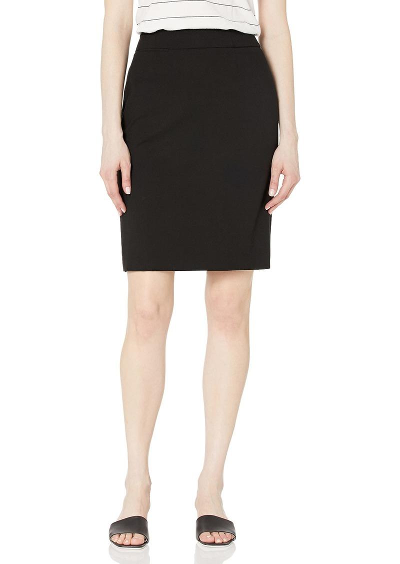 Calvin Klein Women's Straight Fit Suit Skirt (Regular Sizes)