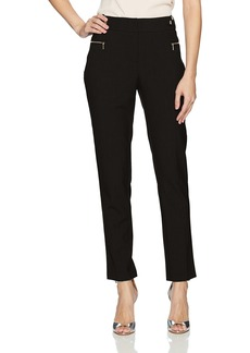 Calvin Klein Women's Straight Pants (Regular and Plus Sizes)