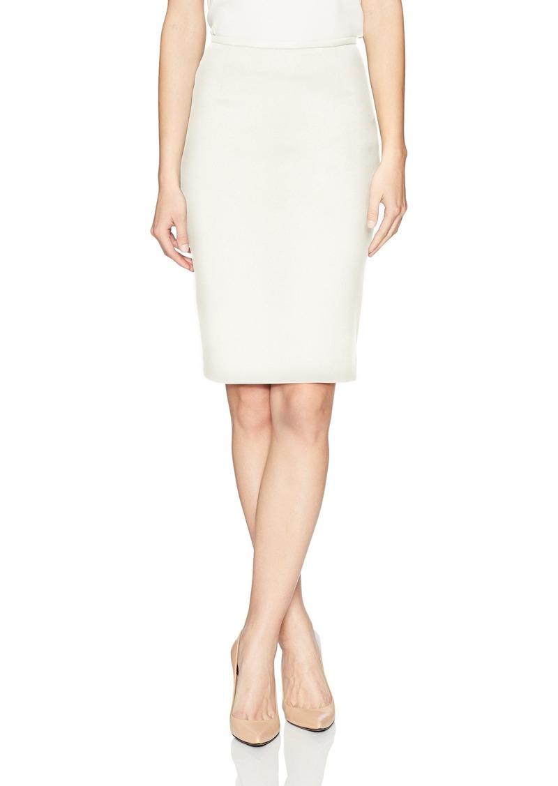 Calvin Klein Women's Straight Skirt