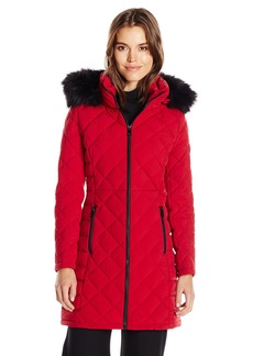 Calvin Klein Women's Stretch Down Puffer/Parka  XL