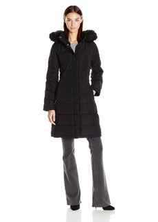 Calvin Klein Women's Stretch Down Puffer/Parka  XS