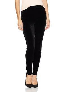 Calvin Klein Women's Stretch Velvet Legging  XL