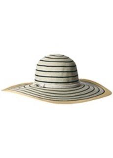 Calvin Klein Women's Striped Nautical Sun Hat