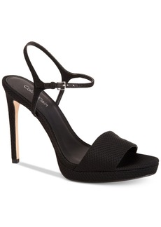 Calvin Klein Women's Surie Platform Sandals Women's Shoes
