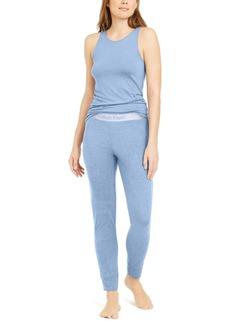 Calvin Klein Lightweight Tank & Jogger Pants Pajama Set