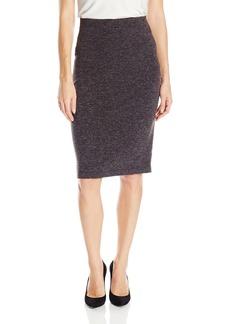Calvin Klein Women's Textured Pencil Skirt  L