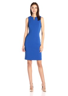 Calvin Klein Women's Textured Rib Dress