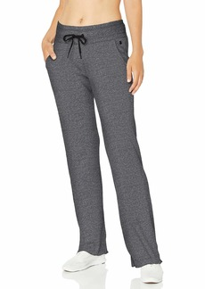 Calvin Klein Women's Premium Performance Thermal Wide Leg Pant