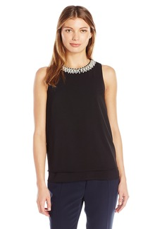 Calvin Klein Women's Top Career Blouse