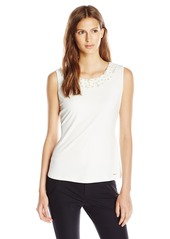 Calvin Klein Women's Top Knit Fashion