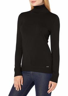 Calvin Klein Women's Turtleneck Sweater