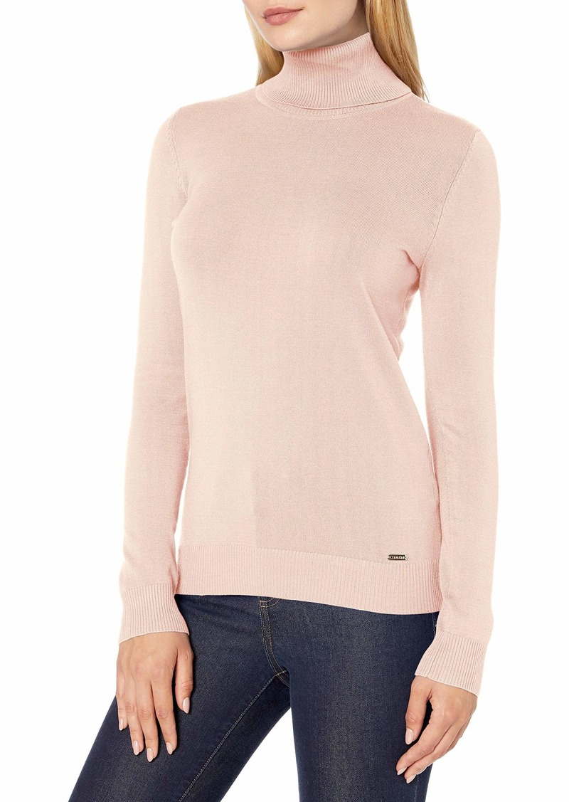 Calvin Klein Women's Turtleneck Sweater