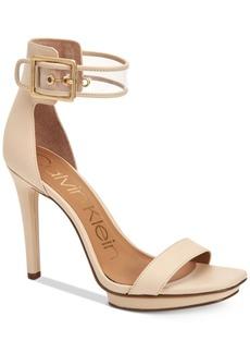 Calvin Klein Women's Vable Sandals Women's Shoes