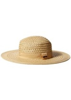 Calvin Klein Women's Vented Boater Hat