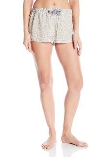 Calvin Klein Women's Viscose Woven Pajama Short