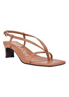 Calvin Klein Women's Willo Strappy Dress Sandals Women's Shoes