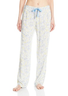 Calvin Klein Women's Woven Viscose Pajama Pant