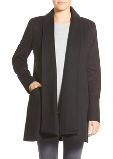 Calvin Klein Wool Blend Clutch Coat