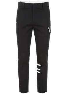 Calvin Klein Wool Trousers With Pocket