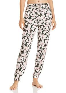 Calvin Klein Woven Viscose Jogger Pajama Pants