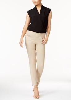 Calvin Klein Wrap-Look Bodysuit