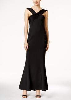 Calvin Klein X-Front Scuba Gown
