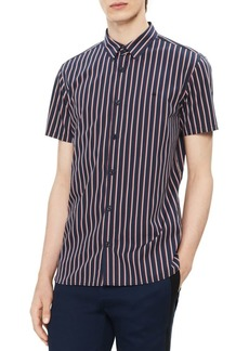 Calvin Klein Yard Striped Shirt