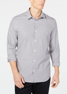 Calvin Klein's Men's French Placket Shirt