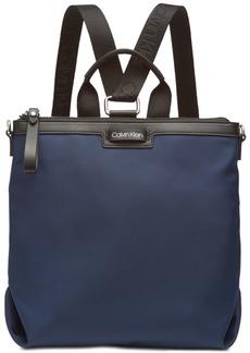 Calvin Klein Calvn Klein Lane Backpack Logo Crossbody