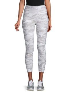 Calvin Klein Camo-Print Leggings