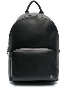 Calvin Klein Campus textured backpack