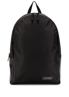 Calvin Klein canvas backpack