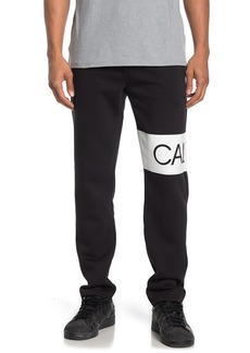 Calvin Klein Capital Block Fleece Joggers