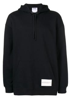 Calvin Klein car print drawstring hoodie