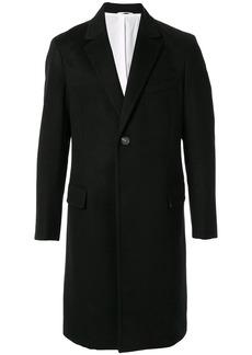 Calvin Klein cashmere single-breasted coat