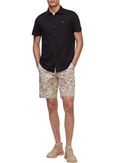 Calvin Klein Casual Twill Camo Print Shorts