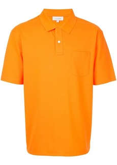 Calvin Klein chest pocket polo shirt