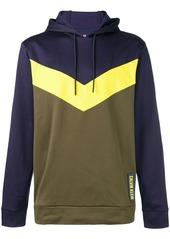Calvin Klein chevron stripe hoodie